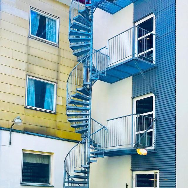 Tròn mắt với loạt kiến trúc độc đáo ở Gothenburg - Thụy Điển: Góc nào cũng bình yên và đẹp tuyệt! - Ảnh 11.