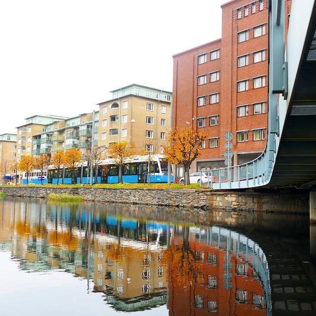 Tròn mắt với loạt kiến trúc độc đáo ở Gothenburg - Thụy Điển: Góc nào cũng bình yên và đẹp tuyệt! - Ảnh 3.