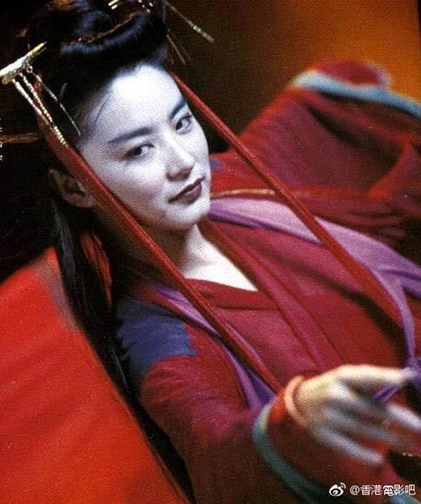 Lưu Diệc Phi cũng bít cửa khi đụng độ những nhan sắc kinh điển này của Kim Dung! - Ảnh 4.