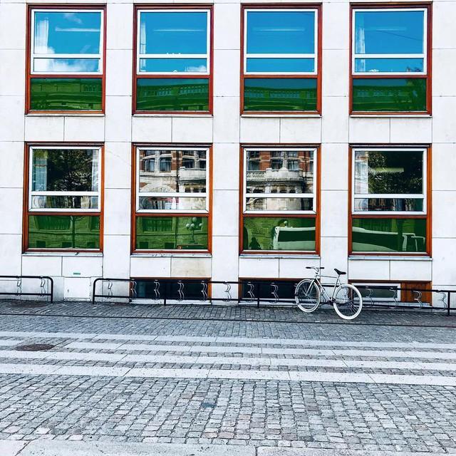 Tròn mắt với loạt kiến trúc độc đáo ở Gothenburg - Thụy Điển: Góc nào cũng bình yên và đẹp tuyệt! - Ảnh 6.