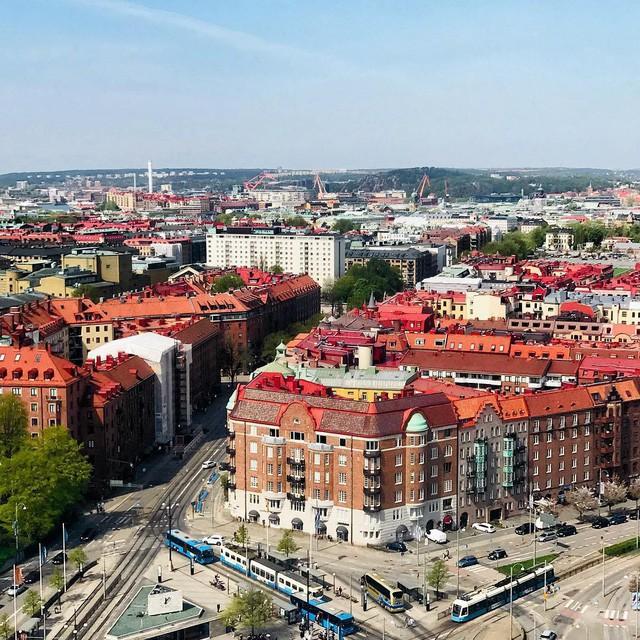 Tròn mắt với loạt kiến trúc độc đáo ở Gothenburg - Thụy Điển: Góc nào cũng bình yên và đẹp tuyệt! - Ảnh 7.
