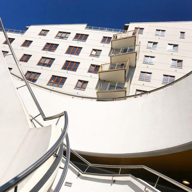 Tròn mắt với loạt kiến trúc độc đáo ở Gothenburg - Thụy Điển: Góc nào cũng bình yên và đẹp tuyệt! - Ảnh 8.