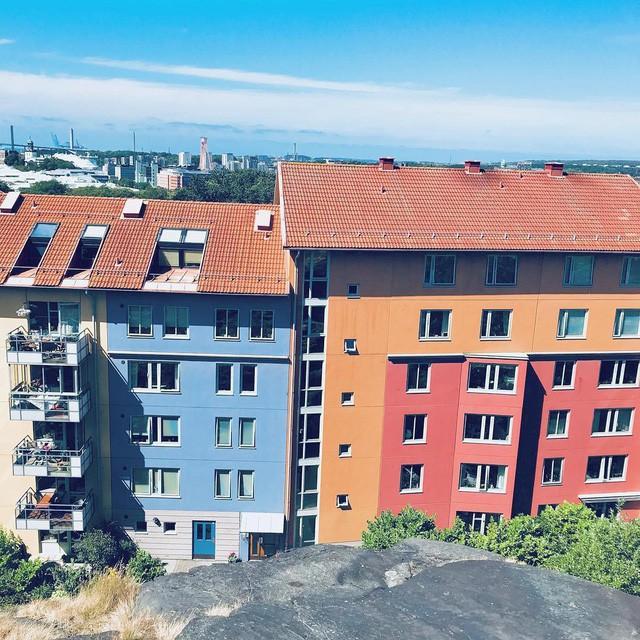 Tròn mắt với loạt kiến trúc độc đáo ở Gothenburg - Thụy Điển: Góc nào cũng bình yên và đẹp tuyệt! - Ảnh 10.