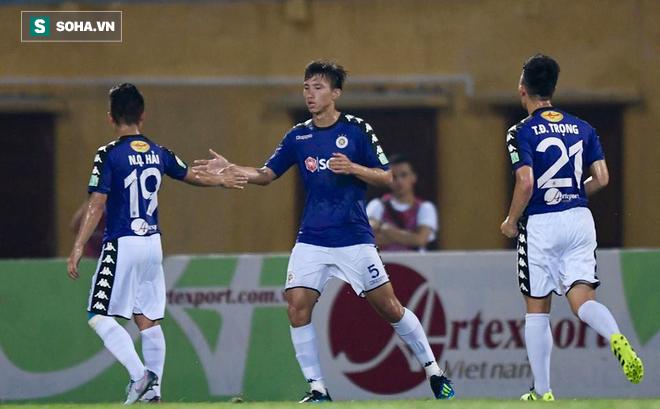 Sau đại thắng 10-0, Hà Nội FC trình diễn bộ mặt khó hiểu ở giải châu Á - Ảnh 1.