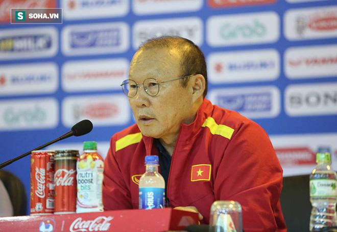 HLV Park Hang-seo so sánh 2 đội U23, chỉ ra điểm yếu của lứa sẽ dự SEA Games 2019 - Ảnh 1.
