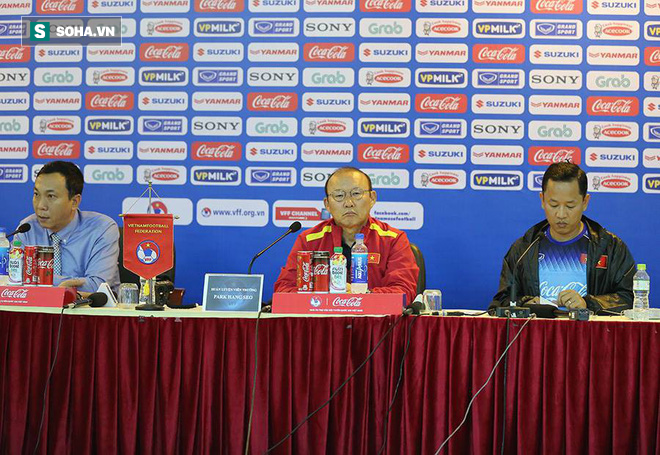 HLV Park Hang-seo so sánh 2 đội U23, chỉ ra điểm yếu của lứa sẽ dự SEA Games 2019 - Ảnh 4.