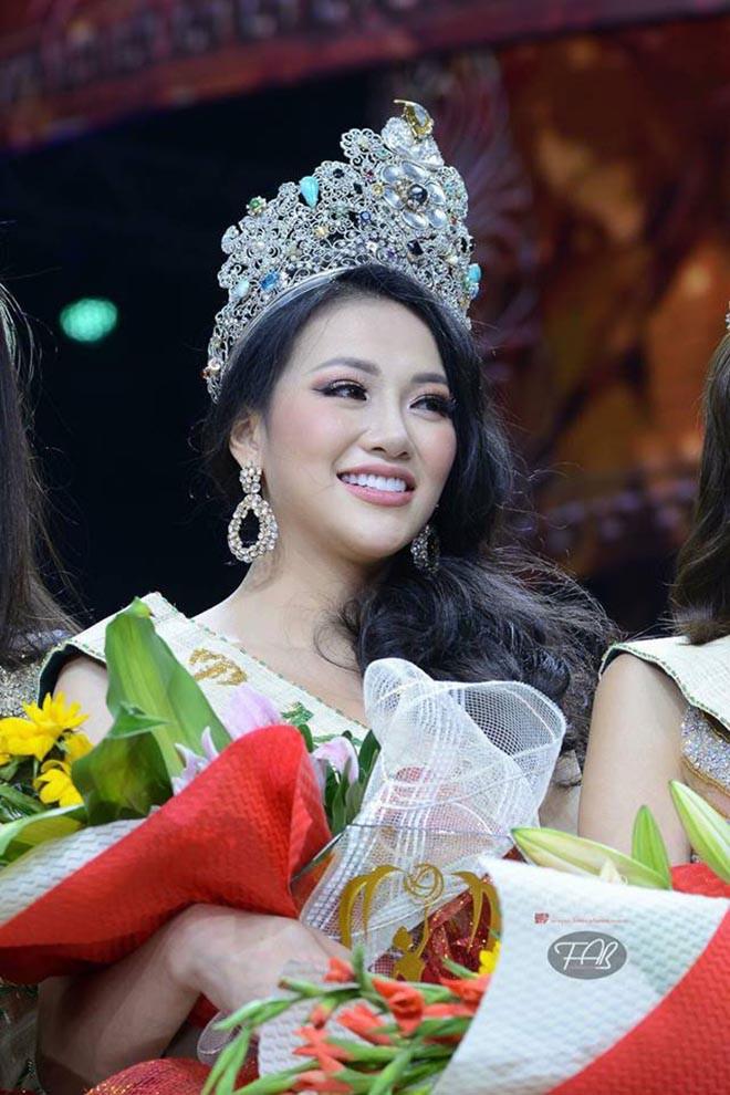 Hoa hậu Trái đất Phương Khánh bất ngờ được vinh danh ứng xử xuất sắc - Ảnh 2.