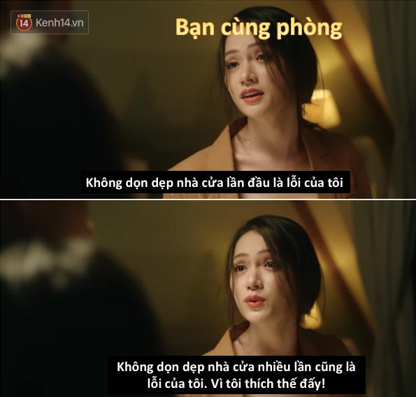 Nói 1 câu đắt giá trong MV mới, Hương Giang lập tức trở thành cảm hứng chế cực lầy của dân mạng - Ảnh 3.