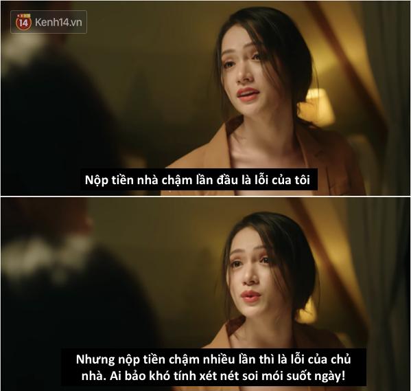 Nói 1 câu đắt giá trong MV mới, Hương Giang lập tức trở thành cảm hứng chế cực lầy của dân mạng - Ảnh 4.