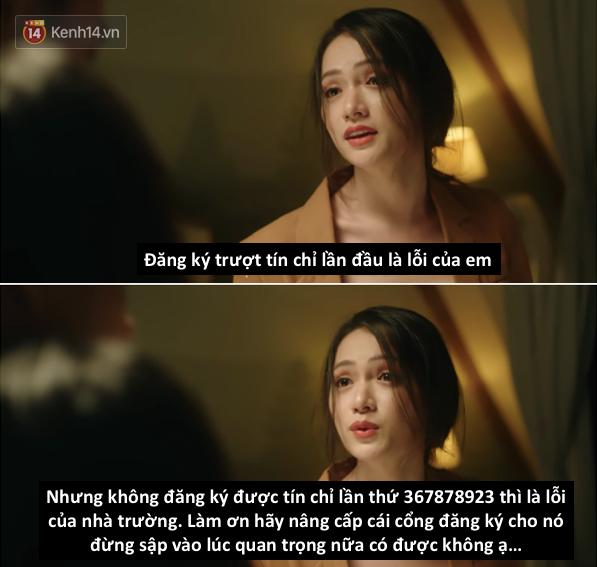 Nói 1 câu đắt giá trong MV mới, Hương Giang lập tức trở thành cảm hứng chế cực lầy của dân mạng - Ảnh 7.