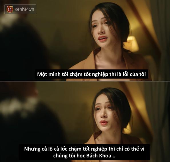 Nói 1 câu đắt giá trong MV mới, Hương Giang lập tức trở thành cảm hứng chế cực lầy của dân mạng - Ảnh 8.