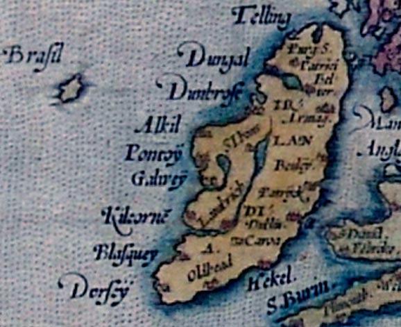 Truyền thuyết về hòn đảo bí ẩn, cứ 7 năm lại xuất hiện trong sương mờ một lần - Ảnh 2.