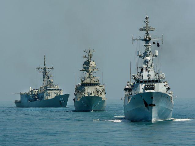 Căng thẳng Ấn-Pakistan: Sau trận không chiến, một vụ tương tự suýt nữa đã xảy ra trên biển - Ảnh 4.