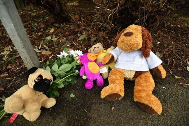 Đám tang ngập tràn hoa và gấu bông, có cả xe cảnh sát hộ tống, phía sau đó là một câu chuyện đau lòng của 4 đứa trẻ cùng chung một số phận - Ảnh 2.
