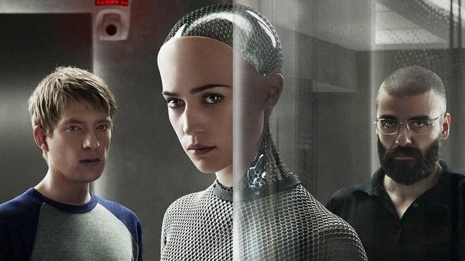 10 bộ phim Hollywood mô tả chính xác nhất về hiện thực của trí tuệ nhân tạo (P1) - Ảnh 5.