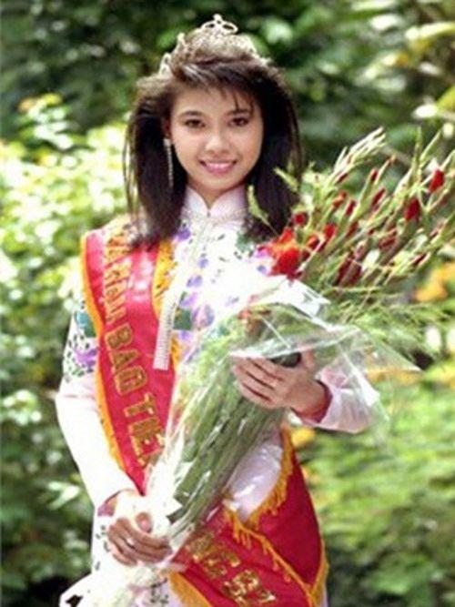 Chân dung Hoa hậu có thân thế khủng nhất lịch sử Hoa hậu Việt Nam - Ảnh 1.