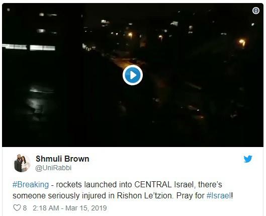 Trái tim Tel Aviv bị tấn công nghiêm trọng nhất từ 2014 - Hãy cầu nguyện cho Israel! - Ảnh 1.