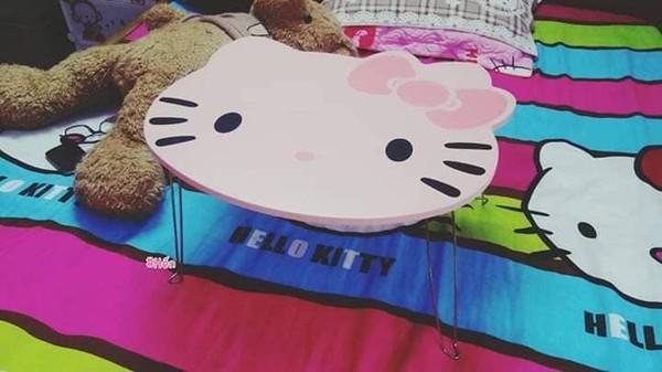 Cô gái cuồng Kitty: Thiệp cưới in hình Kitty hồng còn 'lầy lội' mong quý khách tặng quà Hello Kitty thay cho mừng phong bì - Ảnh 11.