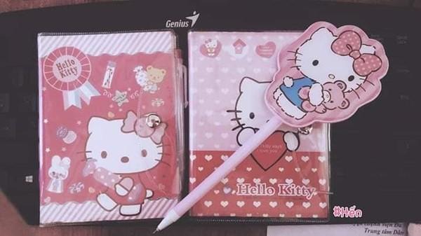 Cô gái cuồng Kitty: Thiệp cưới in hình Kitty hồng còn 'lầy lội' mong quý khách tặng quà Hello Kitty thay cho mừng phong bì - Ảnh 5.