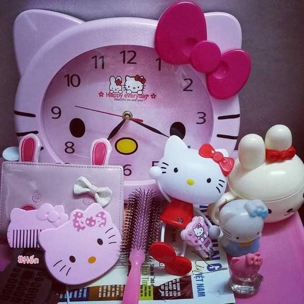 Cô gái cuồng Kitty: Thiệp cưới in hình Kitty hồng còn 'lầy lội' mong quý khách tặng quà Hello Kitty thay cho mừng phong bì - Ảnh 7.