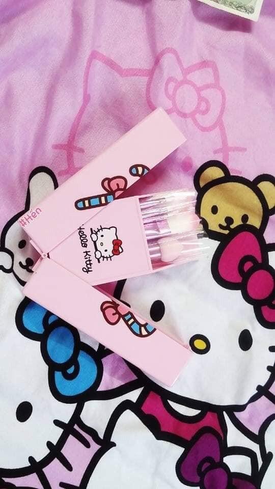 Cô gái cuồng Kitty: Thiệp cưới in hình Kitty hồng còn 'lầy lội' mong quý khách tặng quà Hello Kitty thay cho mừng phong bì - Ảnh 10.