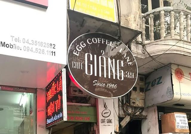 Báo Tây nói gì về trải nghiệm của du khách quốc tế với cà phê trứng Giảng ở Hà Nội? - Ảnh 1.