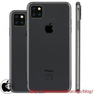 iPhone 11 được khẳng định sẽ có cụm 3 camera hình vuông hệt như smartphone Huawei - Ảnh 1.