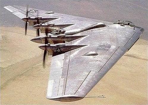 Máy bay ném bom tương lai của Mỹ ứng dụng công nghệ của Đức quốc xã - Ảnh 2.