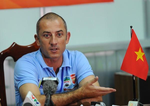Thầy Giôm dẫn dắt U19 Việt Nam đấu Trung Quốc, Thái Lan - Ảnh 1.