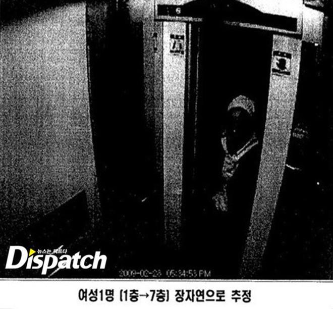 CHẤN ĐỘNG: Dispatch tung CCTV 10 năm trước của sao nữ Vườn sao băng, bằng chứng cô bị gài bẫy viết thư tuyệt mệnh - Ảnh 1.