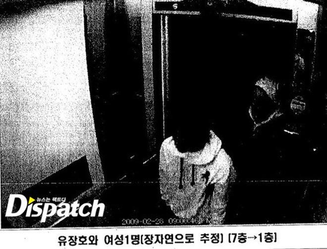 CHẤN ĐỘNG: Dispatch tung CCTV 10 năm trước của sao nữ Vườn sao băng, bằng chứng cô bị gài bẫy viết thư tuyệt mệnh - Ảnh 3.