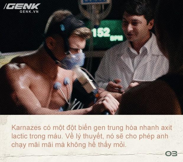Cảnh giới siêu nhân của người đàn ông chạy bộ 3 ngày 3 đêm liền không ngủ - Ảnh 4.