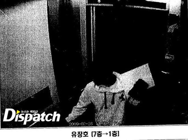 CHẤN ĐỘNG: Dispatch tung CCTV 10 năm trước của sao nữ Vườn sao băng, bằng chứng cô bị gài bẫy viết thư tuyệt mệnh - Ảnh 4.
