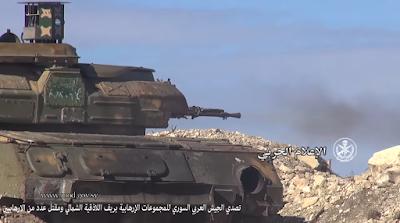Không cần sự giúp đỡ của người Nga, xe tăng Syria vẫn có thể trở nên vô địch - Ảnh 9.