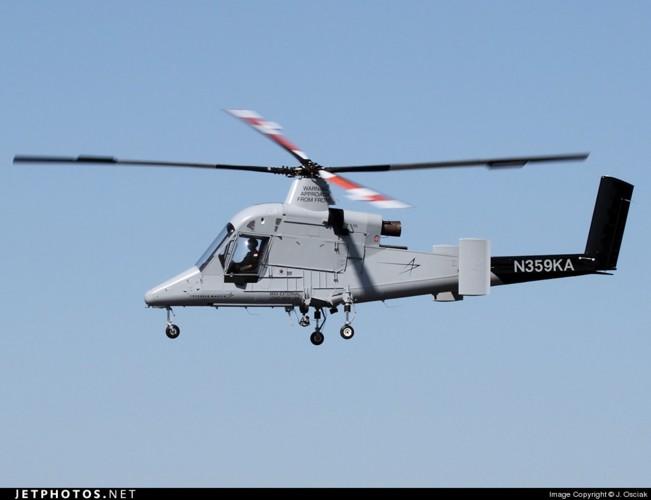Soi sức mạnh trực thăng vận tải không người lái Kaman K-MAX - Ảnh 4.