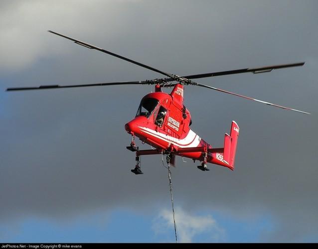 Soi sức mạnh trực thăng vận tải không người lái Kaman K-MAX - Ảnh 8.
