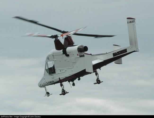 Soi sức mạnh trực thăng vận tải không người lái Kaman K-MAX - Ảnh 9.