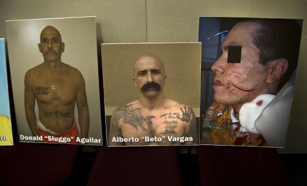 Trừ khử lẫn nhau, bạo loạn trong tù giữa những kẻ khát máu của băng đảng Mafia Mexico - Ảnh 9.