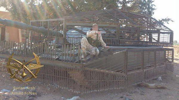 Không cần sự giúp đỡ của người Nga, xe tăng Syria vẫn có thể trở nên vô địch - Ảnh 5.