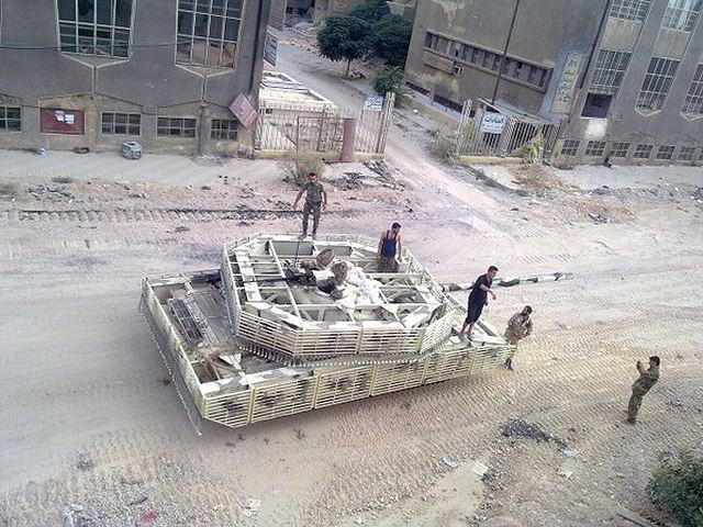 Không cần sự giúp đỡ của người Nga, xe tăng Syria vẫn có thể trở nên vô địch - Ảnh 1.