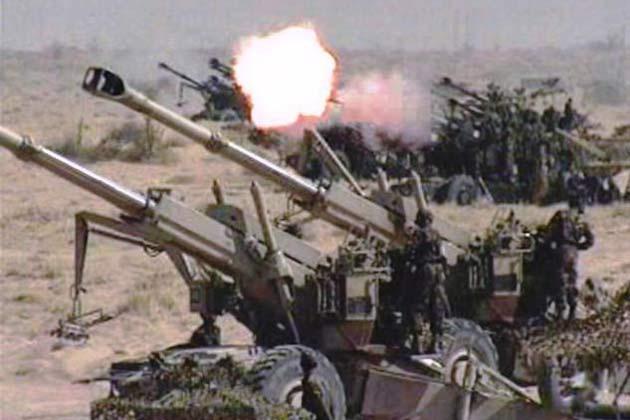 Ấn Độ-Pakistan dùng hỏa lực mạnh liên tiếp nã đạn - Tư lệnh KQ và HQ Ấn được lệnh báo động Z+ - Ảnh 6.