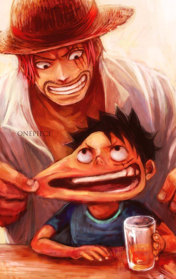 5 lý do chứng minh Tứ Hoàng Shanks không thể là kẻ xấu trong One Piece - Ảnh 1.