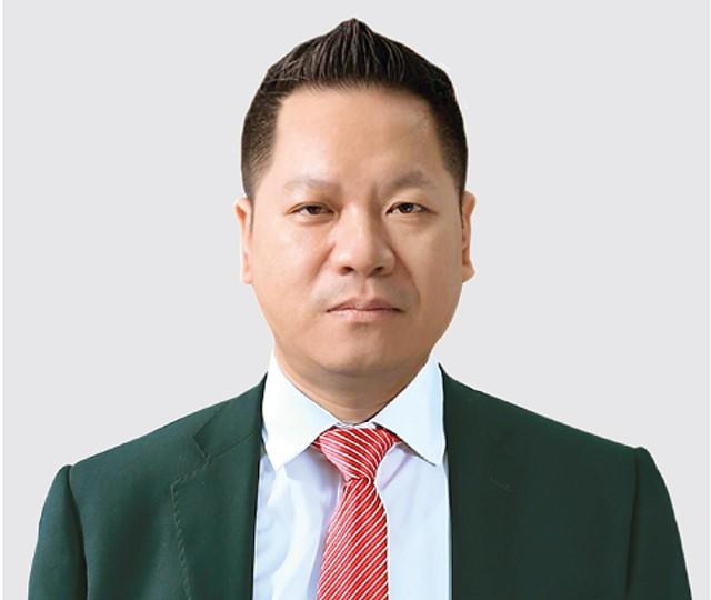 Ông Lê Bá Dũng được bổ nhiệm làm Phó tổng giám đốc Techcombank - Ảnh 1.