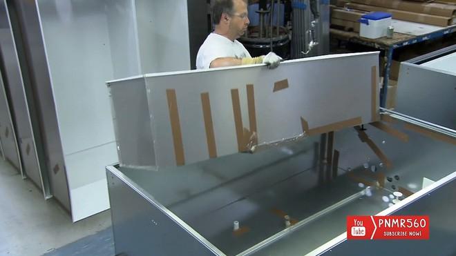 [Vietsub] Tủ lạnh được sản xuất như thế nào? - Ảnh 14.