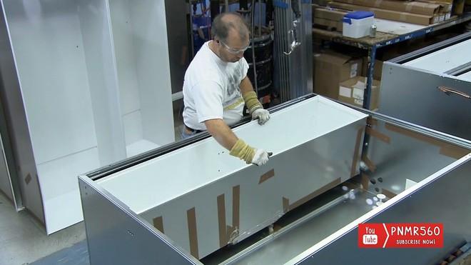 [Vietsub] Tủ lạnh được sản xuất như thế nào? - Ảnh 15.