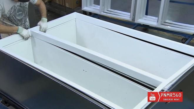 [Vietsub] Tủ lạnh được sản xuất như thế nào? - Ảnh 19.