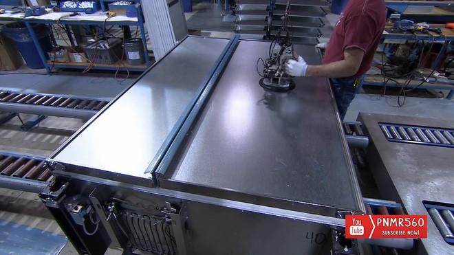 [Vietsub] Tủ lạnh được sản xuất như thế nào? - Ảnh 29.