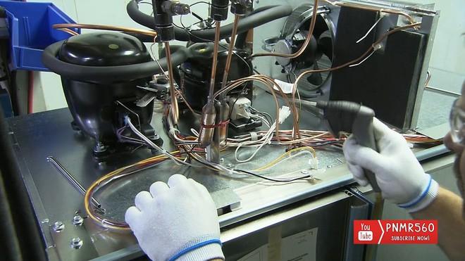 [Vietsub] Tủ lạnh được sản xuất như thế nào? - Ảnh 36.