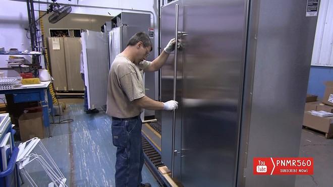 [Vietsub] Tủ lạnh được sản xuất như thế nào? - Ảnh 44.