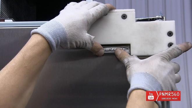 [Vietsub] Tủ lạnh được sản xuất như thế nào? - Ảnh 51.